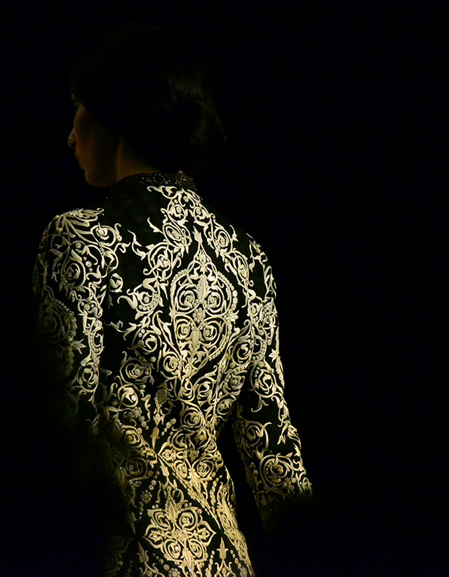 JJ Vallaya - Delhi Couture Week