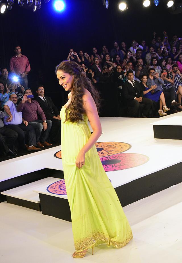 Nandita Mahtani - Blenders Pride Fashion Tour