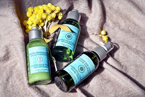 Monsoon Hair Care by L'OCCITANE - The Range