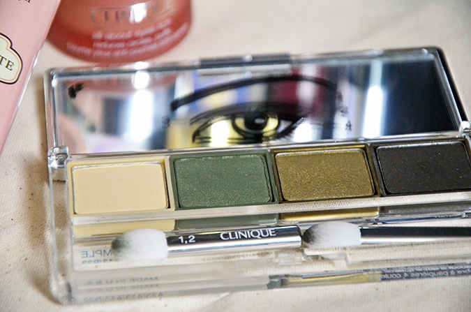 Beauty Stash { Summer 2013 } - Clinique Eyeshadow