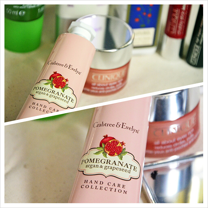 Beauty Stash { Summer 2013 } - Crabtree & Evelyn Hand Care Cream