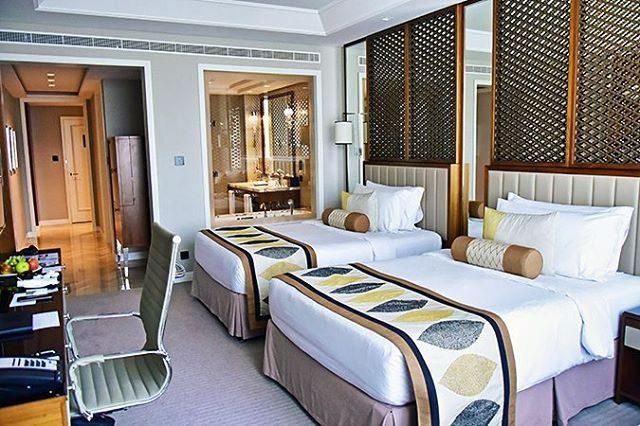 Our cozy room 3407 on the 34th floor at tajdubaihellip