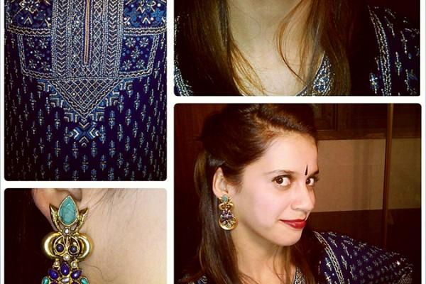 Looking Back :: { November } | Wedding Outfit | Akanksha Redhu