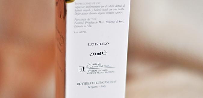 Bottega di Lungavita | Beauty Review | www.akanksharedhu.com | Balsamo Spray 200ml