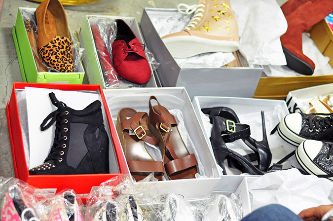 Grazia Magazine { February 2014 } | www.akanksharedhu.com | Shoes