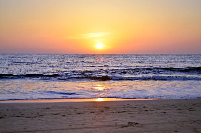 Agonda Beach   Goa   www.akanksharedhu.com   sunset