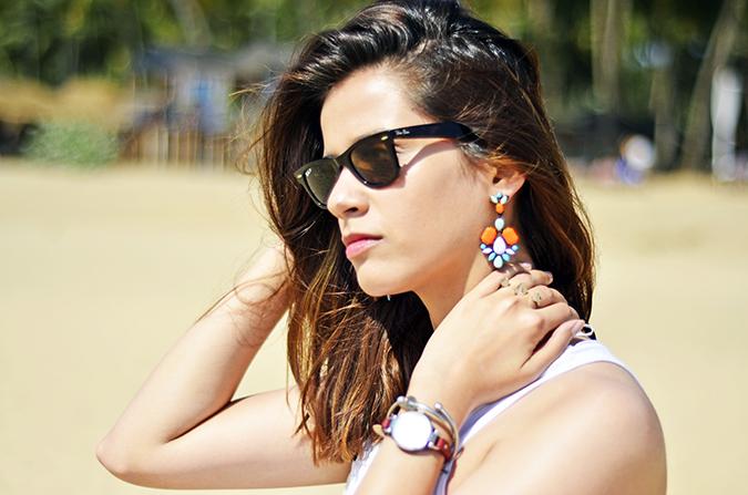 Agonda Beach   Goa   www.akanksharedhu.com   earrings