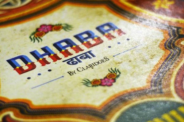 Dhaba by Claridges | www.akanksharedhu.com |