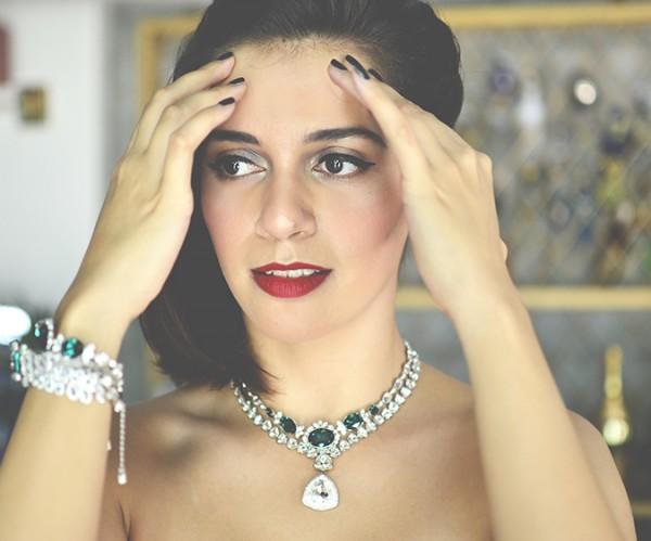 Swarovski | #StyleYourWayToParis | www.akanksharedhu.com | face cover