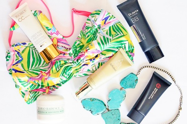 Current Beauty Faves | Luxola | www.akanksharedhu.com | all with tropical