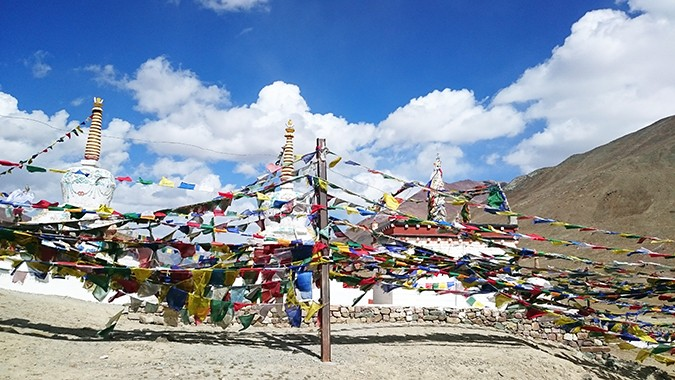 Himalayan Road Trip | Sony Xperia Z3 | at Kunzum La