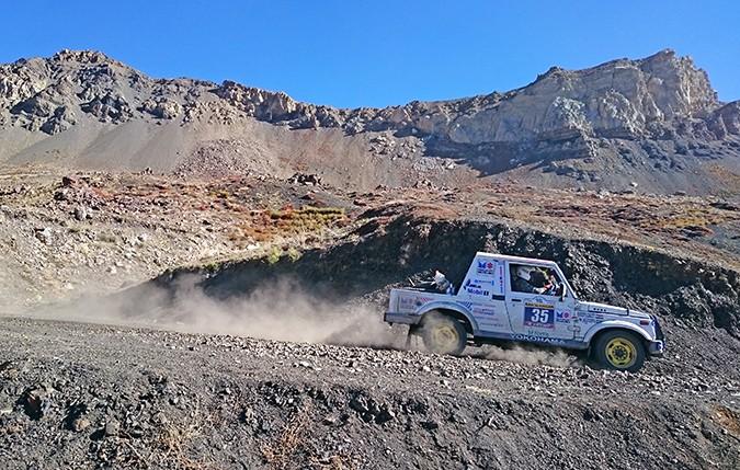 Himalayan Road Trip | Sony Xperia Z3 | Kaza post rally car