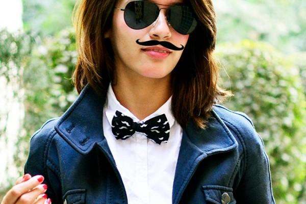 Of Movember & Bowties