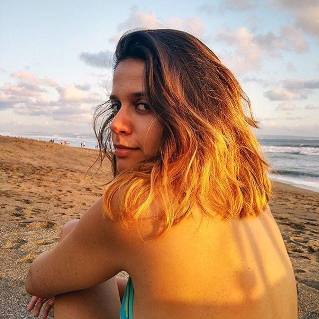 That golden light  At Berawa Beach Bali httpakanksharedhucom akanksharedhuhellip