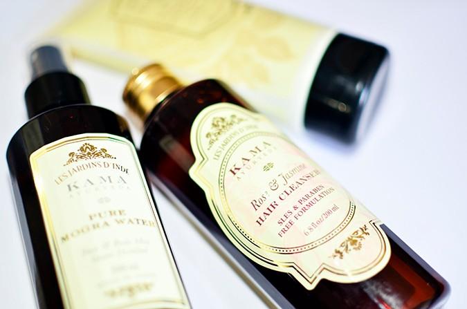 Current Favorites | Kama Ayurveda | Akanksha Redhu | shampoo