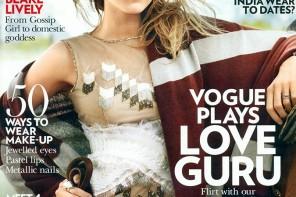Vogue India { February 2015 }