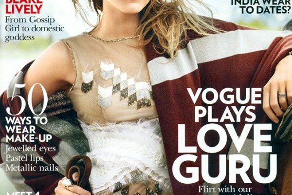 Vogue India | Feb 2015 | Akanksha Redhu | cover