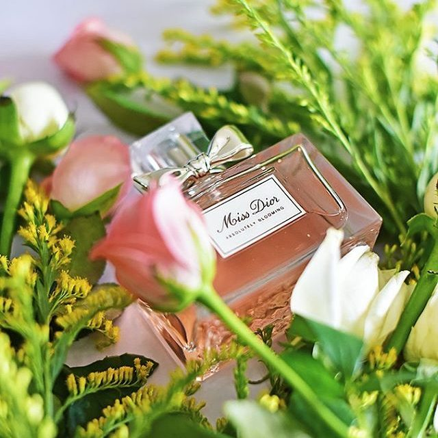 Coming tomorrow on the blog  Miss Dior Absolutely Bloominghellip