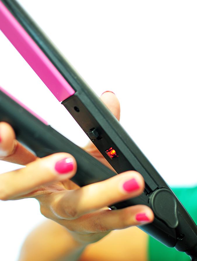 Philips Selfie Straightener Akanksha Redhu