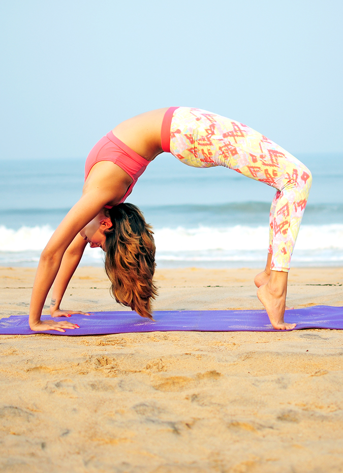 Yoga | Urdhva Dhanurasana - Upward Bow Pose