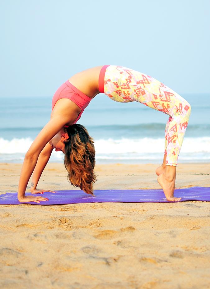Yoga | Urdhva Dhanurasana - Upward Bow Pose