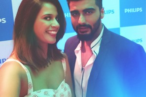Philips Bodygroomers Launch with Arjun Kapoor