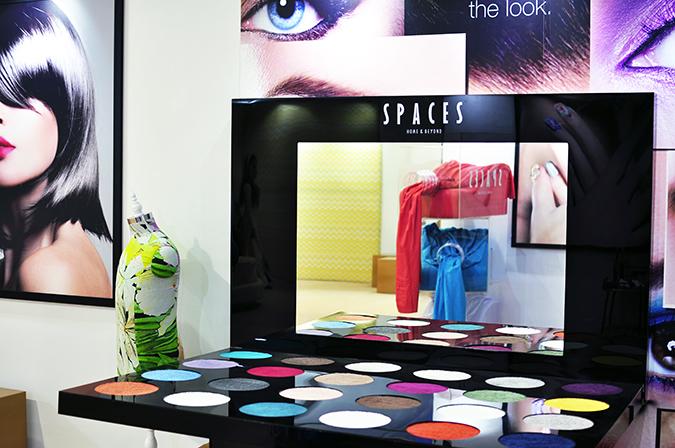Anamika Khanna | #AIFWSS16 | #findyourspace | eyeshadow