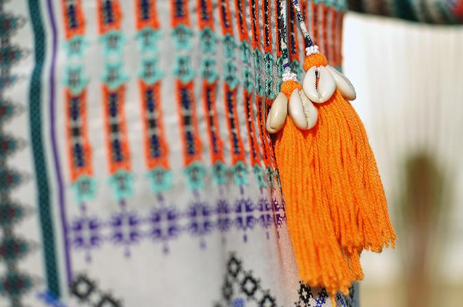 Hemant & Nandita | Akanksha Redhu | #AIFWSS16 | tassels