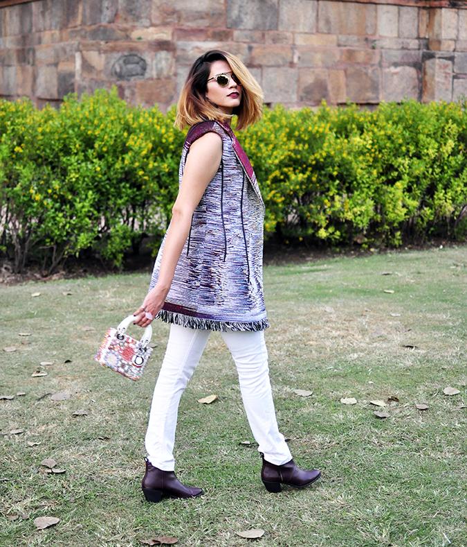 #AIFWSS16 | Dior | Akanksha Redhu | walk side