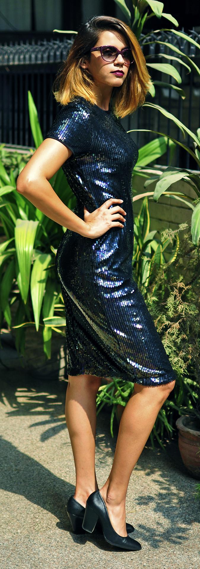 Vero Moda Marquee | Akanksha Redhu | full side long