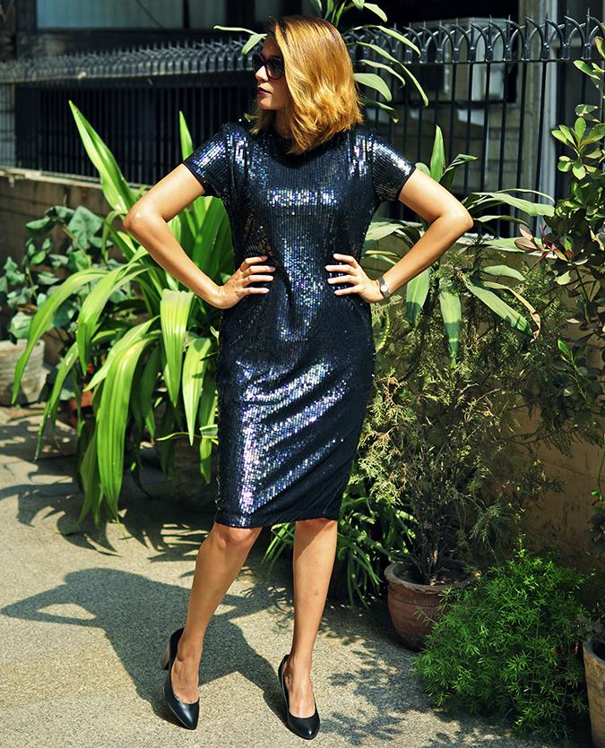 Vero Moda Marquee | Akanksha Redhu | full front hair
