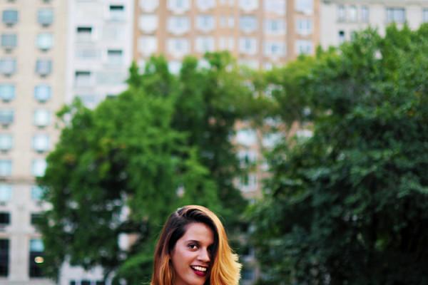 New York City | HP | Akanksha Redhu | HPx2 | standing far central park