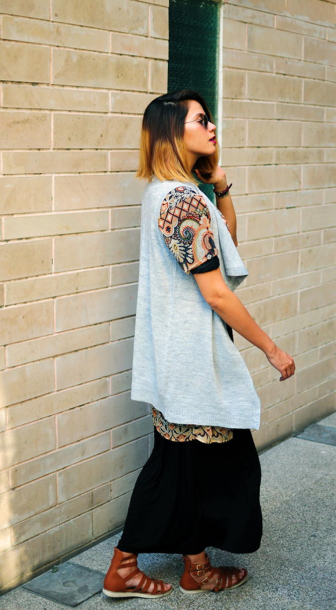 Bohemian Style | Akanksha Redhu | full side walk