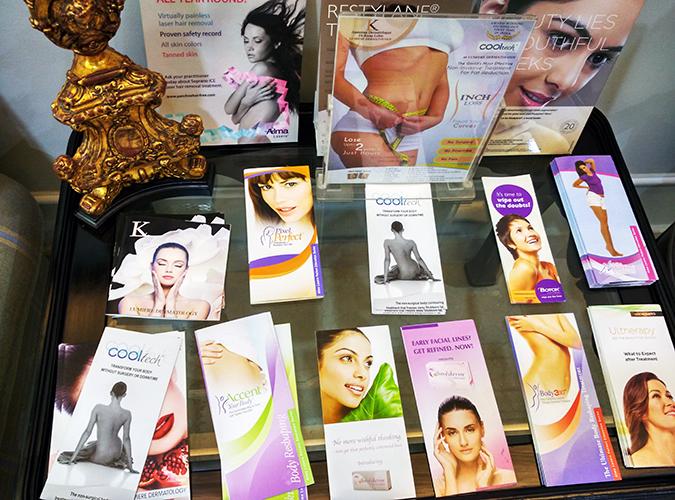 Beauty Edit Dec | Akanksha Redhu | Lumiere Dermatology pamphlets