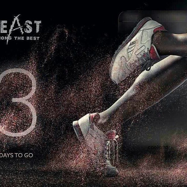 3 Days to Go BeastAmongTheBest coolpadindia brings you the besthellip