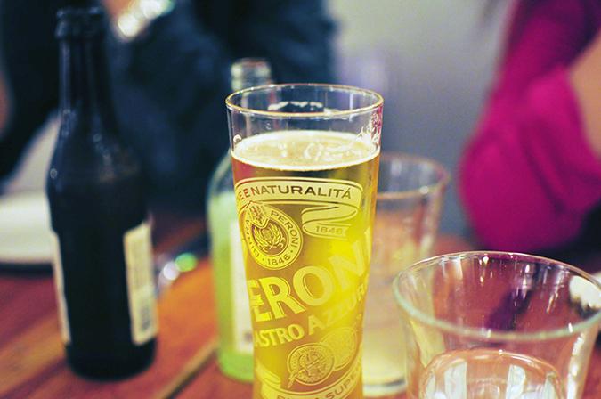 #RedhuxNYC | beer glass