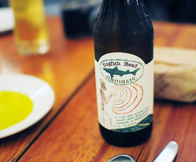 #RedhuxNYC | namaste beer