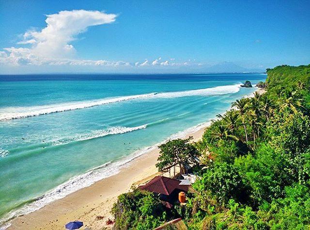 Padang Padang Beach on the blog today httpakanksharedhucom akanksharedhu Balihellip
