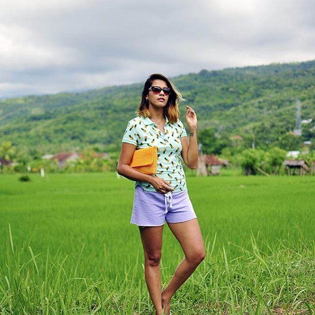 Cloudy days in Bali Wearing a total amazonfashionin look withhellip
