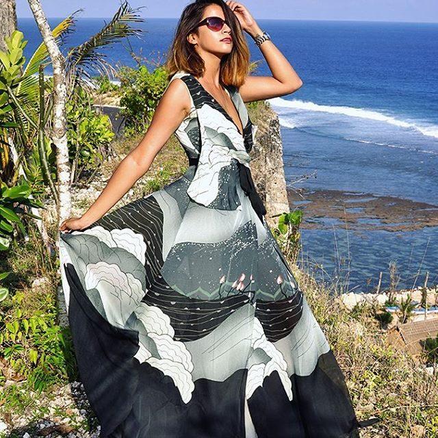 Find more pics of this look at Pantai Melasti Balihellip