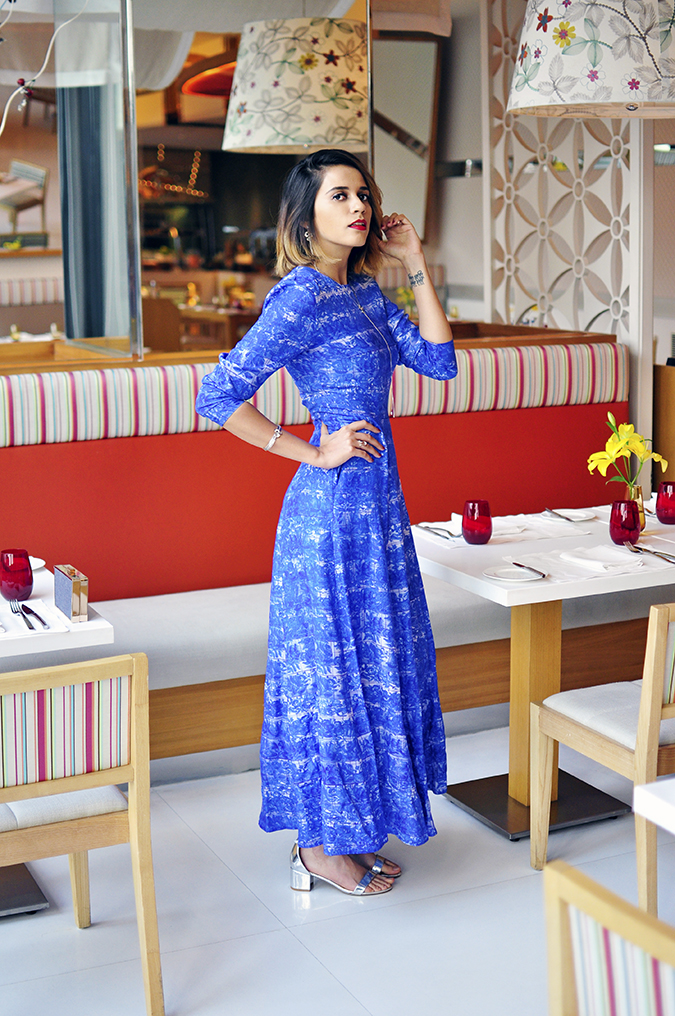 Melorra Jewelry | Akanksha Redhu | full side arm on waist