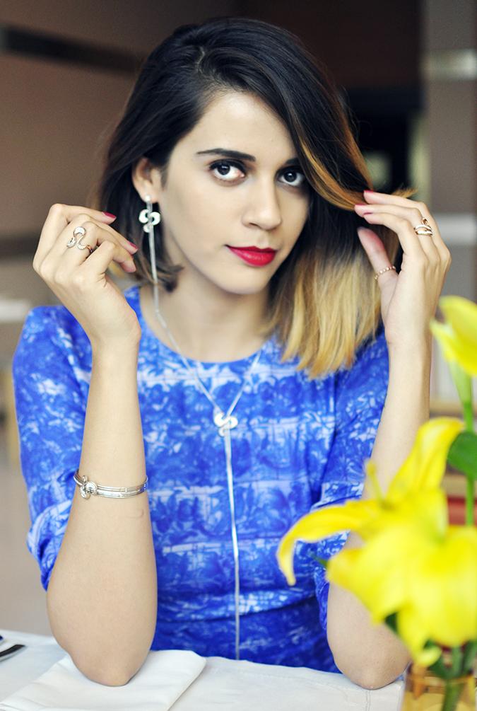 Melorra Jewelry | Akanksha Redhu | table seated bright