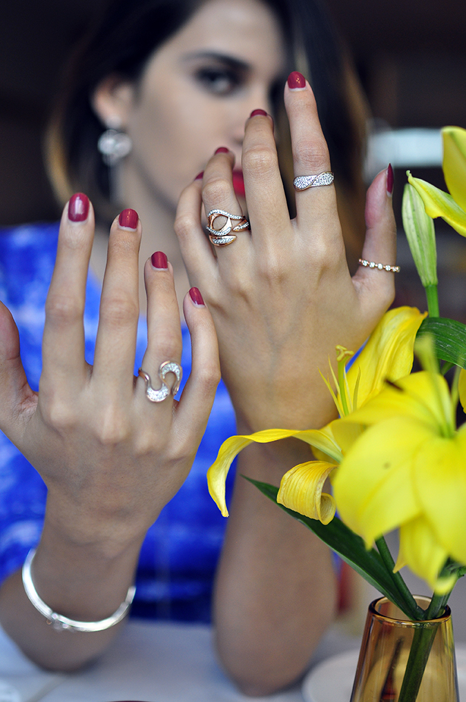 Melorra Jewelry | Akanksha Redhu | table rings