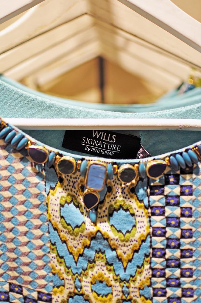 Wills Lifestyle | Akanksha Redhu | ritu kumar label