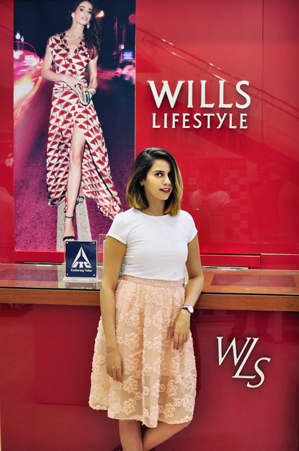 Wills Lifestyle | Akanksha Redhu | me at counter