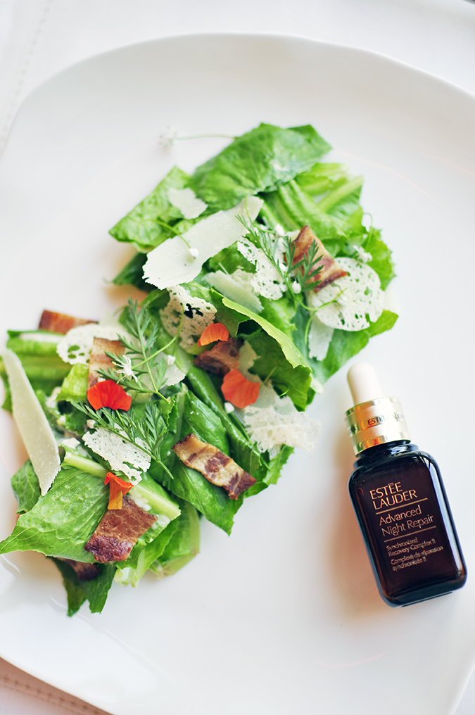 Estée Lauder | Akanksha Redhu | salad and serum
