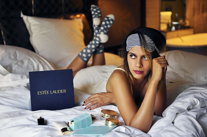 Estée Lauder | Akanksha Redhu | wide in bed