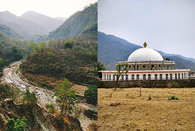 Rishikesh   Akanksha Redhu   dome combo