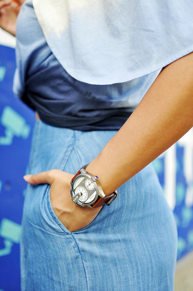 Sbuys | Akanksha Redhu |  watch hand in pocket