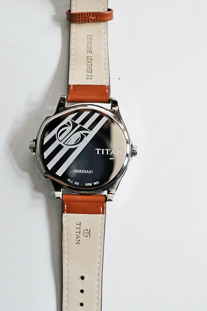 Titan | Akanksha Redhu | watch back long